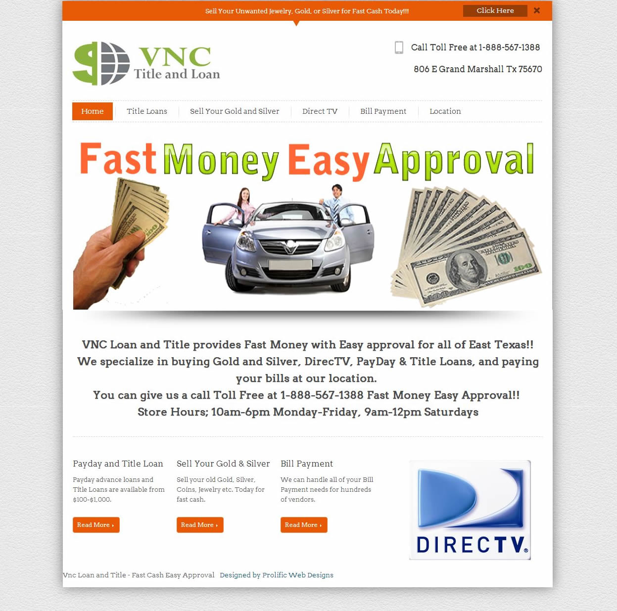 Payday Loan Site